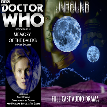 Potential Doctor Who Unbound: Memory of the Daleks by TripodArts