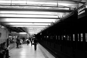 NYC Subway by henr1k