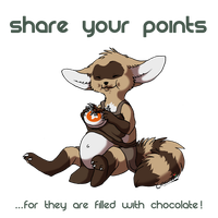 Share your points by Cianiati