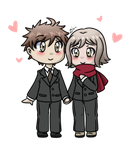 [dr3] smol hope biscuits by LadyZiodyne
