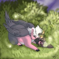 Entry for Griffnuff and MizAmy by TamilaB