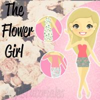 The Flower Doll ~PSD by pinkangie