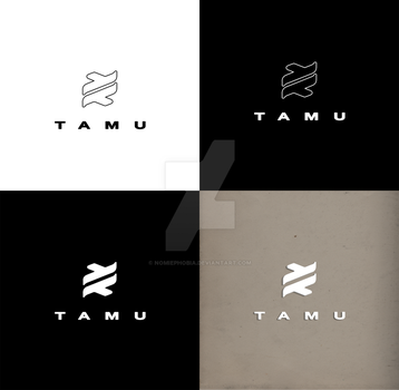 Tamu Logo Design by Nomiephobia