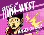Miss West Chapter 6 - Pages 04 and 05 by dkirbyj