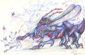 Skitskurr, the Weaver by P3dy