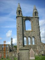 St Andrews Cathedral by Sighild
