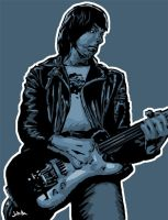 The Late, Great Johnny Ramone by jharris