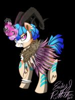 New OC: Witch Doctor by EmR0304