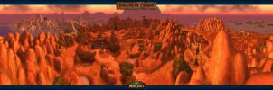 WoW- Valley of Trials by mchenry