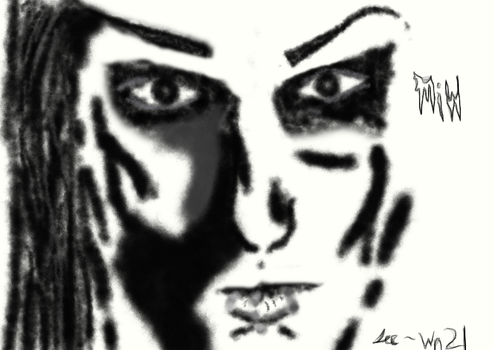 Chris Motionless by JECSTER21