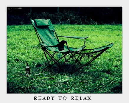 ready to relax by cataya