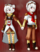 Hansel and Gretle by razaria