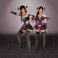 Dead or Alive 5 Kokoro by ArmachamCorp