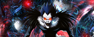 Ryuk - Death Note by Bnfsjawy