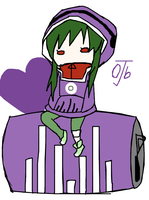 Kido and Can by Jumping-Beans