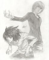 Death Note by shintori