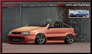 Saxo Demon VT Style by TMSVirtualTuning