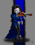 Orphelia The Victorian Goth by LadyKallaghash