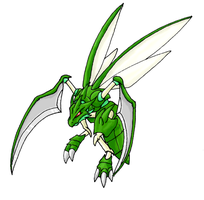 Scyther by Scatha-the-Worm