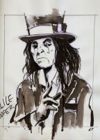 Alice Cooper Ink by NejibSila
