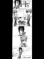 ciel kitty problem by Blackfeather133