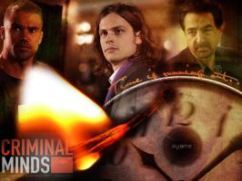 Criminal Minds wallpaper by xtinnadark