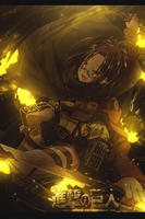 Attack-On-Titan (Hanji-Zoe) by PriyoNewvKy