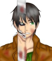 Eren Jaeger by AnImAtEd-MeDoW