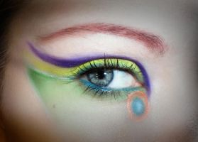 Circus inspired close-up by SoBeart