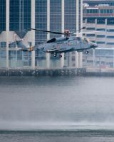Canadian Navy Cyclone 3 by AlterEgoPhotography
