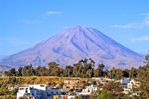Volcano Misti  Arequipa by CitizenFresh
