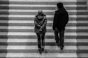 Stairs by TheMetronomad