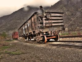 the train man by zois-life