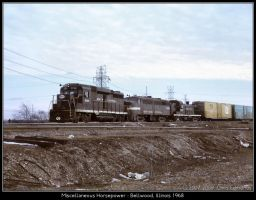 Miscellaneous Horsepower by classictrains