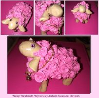 Pink Sheep by Craft-NSY