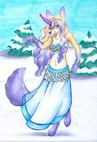Noey for FoxMoonEater by Mermaid-Kalo