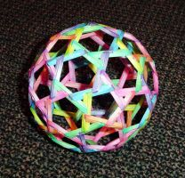 Truncated Icosahedron by lareun