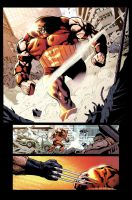Wolverine   Sample Page 2 by Jasen-Smith