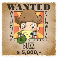 Wanted by fansamuel