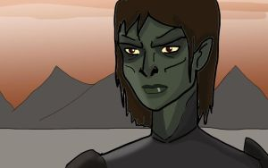 Another Lousy She-Orc by TroyandFriends