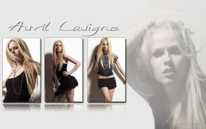 Avril Lavigne ... by Dj-TheKiller