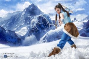 Legend of Korra! by LAFModel