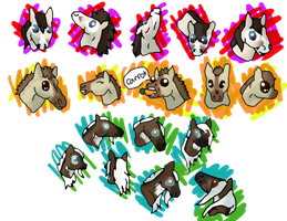 Stickers! by Serenade-Thirdhand