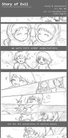 Vocaloid : Story of Evil Part1 by ChocoVanillaX