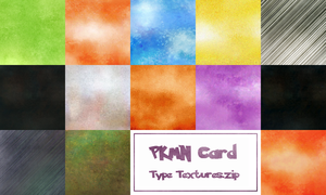 Pokemon Type Textures by icycatelf