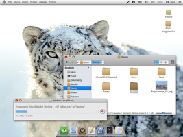 eOS desktop screenshot 12.XI 2011 by Dolsilwa