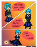 Scott Pilgrim vs Age Regressing Ramona?! by MySiC