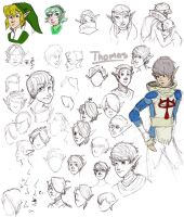 Thomas for Lady Rose by antoinette721
