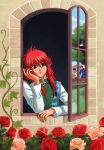 YYH: Roses by Risachantag