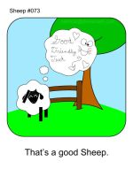 Sheep 73 by cakhost